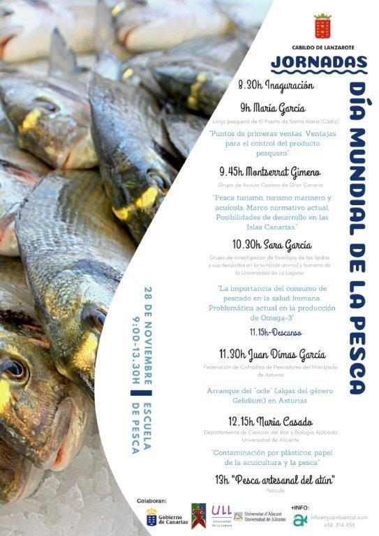 II Jornadas sobre Pesca